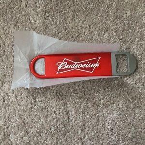 New Budweiser Bottle Opener
